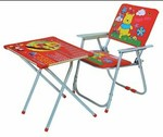 S.S.Ent Kids Study Desk And Chair by Styls Shopping Zone