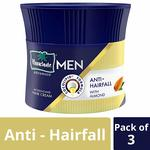 41% off on Parachute Advansed Hair Cream For Men, 100g (Pack Of 3) with 20% off coupon