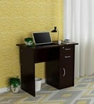 Simply Study Table With 3 Drawer in Walnut Finish by HomeTown