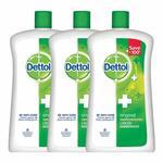 [Pantry ]Dettol Germ Protection Handwash Jar - 900 ml (Original, Pack of 3)