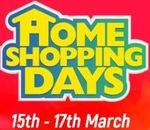 Flipkart Home Shopping Days | 15-17 March