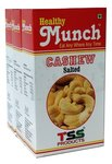 Healthy Munch Cashew Salted 30g (Pack of 3) 4 Options